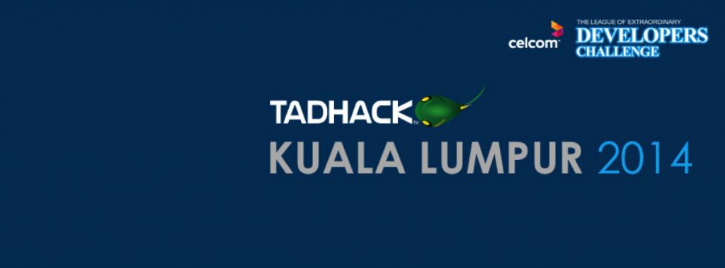 celcom tadhack satellite Malaysia kuala lumpur celcom