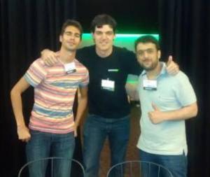Jaime Casero CSC Spain TADHack winner Telestax