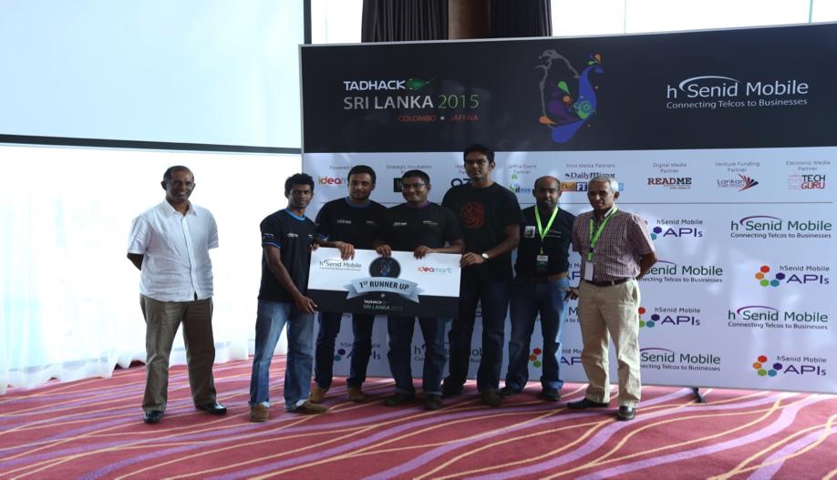 Sri Lanka hsenid mobile