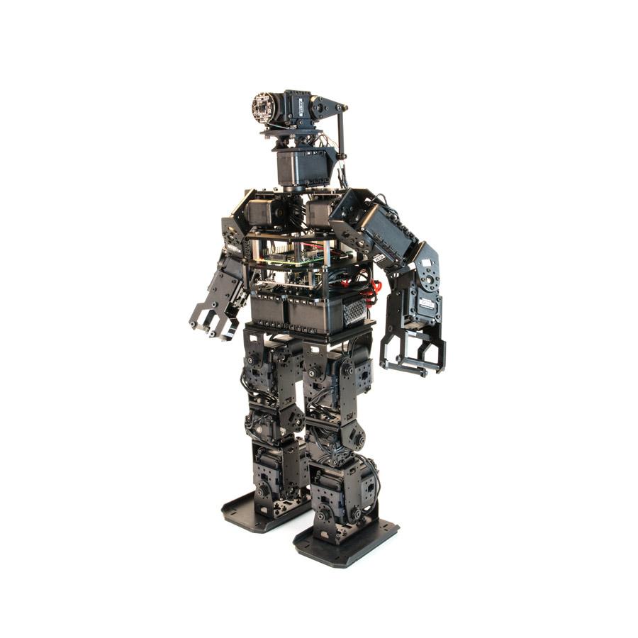 HROS1 Humanoid Endoskeleton prizes for TADHack Japan