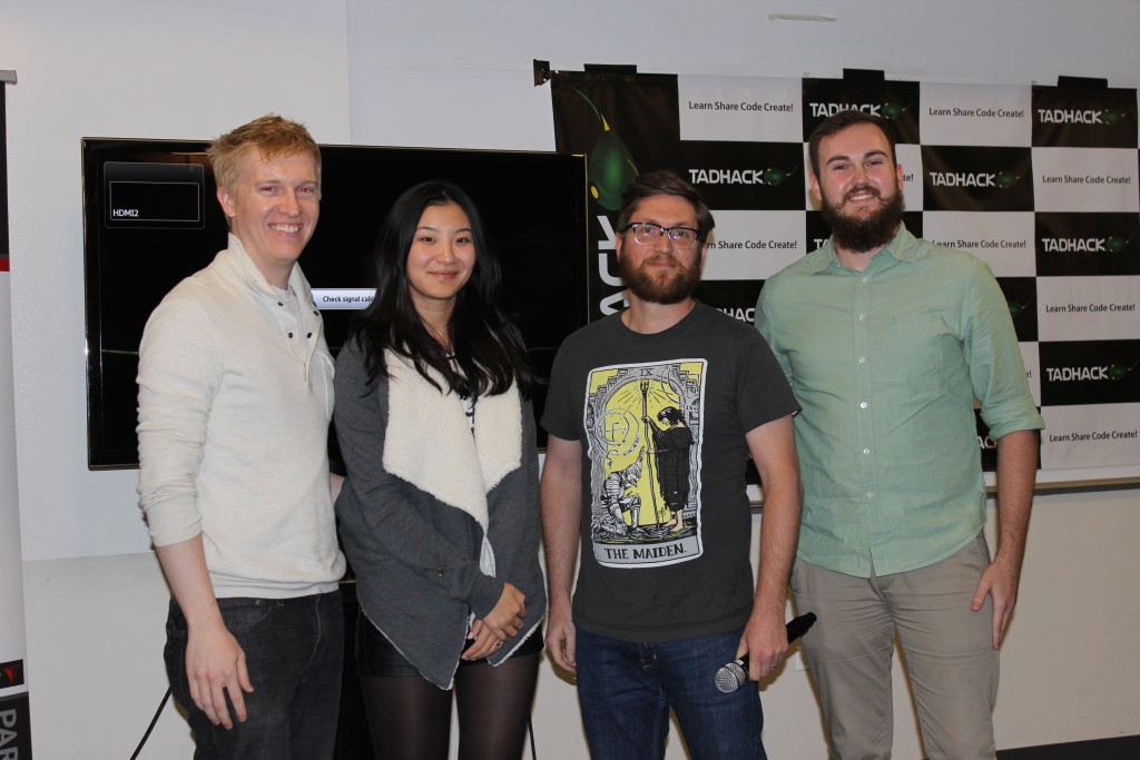 Flowroute, Samaritan, Charles Solar, Jiang Shuyang