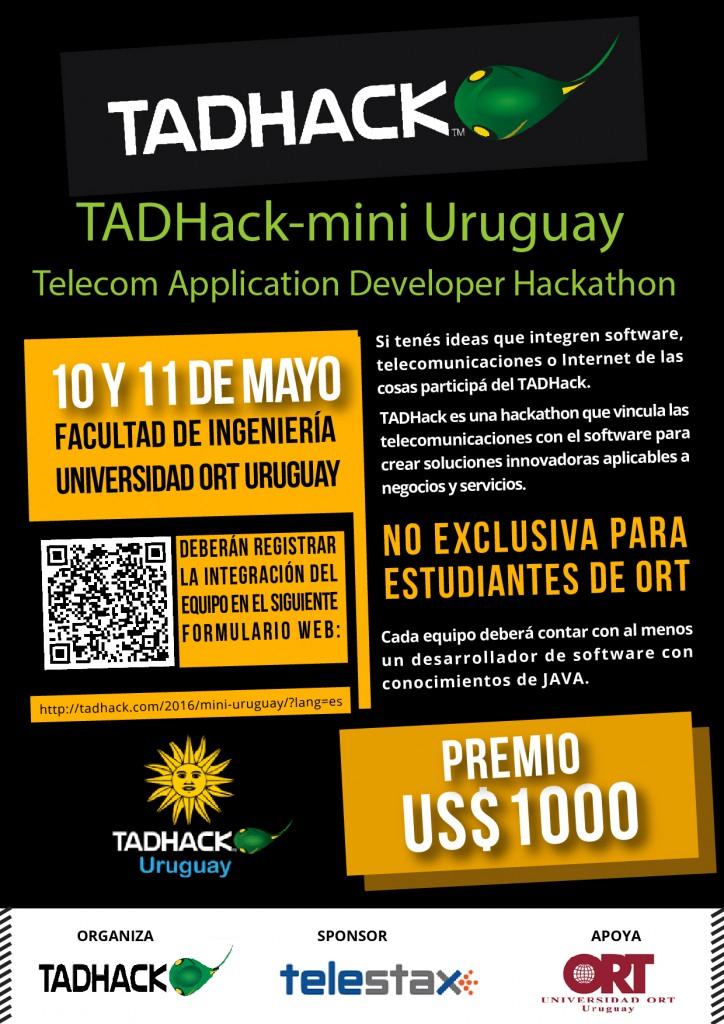 TADHack_banner_UniversidadORTUruguay